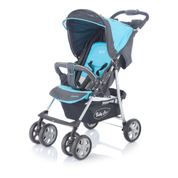 Коляска Baby Care Voyager (Blue)