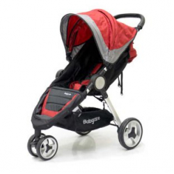 Коляска прогулочная Baby Care Variant 3, (Red)