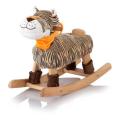 Качалка меховая Тигр