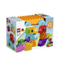 Игрушка Дупло Веселая каталка с кубиками