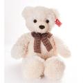 AURORA Игрушка мягкая Медведь белый с бантом 69 см