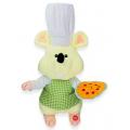 Мышка с пиццей РА57213R