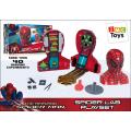 Игровой набор 550650 Лаборатория SPIDER-MAN в коробке ТМ MARVEL