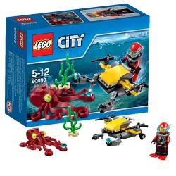 Игрушка Город Глубоководный скутер