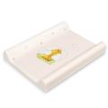 Пеленальная доска DINO 80 с фиксатором color 032 (50*9*80см)