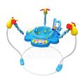 LA-DI-DA Прыгунки с игрушками, с муз., сид. вращается на 360, 65х18х61 см, 1 шт. кор.