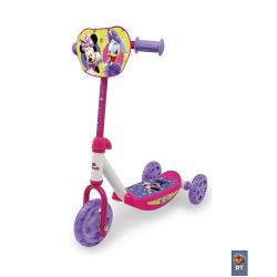 450145 Smoby,Самокат 3-х кол- Minnie Mouse,450145