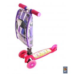Рюкзак-машинка (фиолетовый)