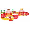 Kid Cars 3D - набор пожарная (07.12.13)
