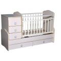Детская кровать-тран