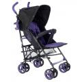 Коляска-трость B319  EASY TRAVEL Фиолетовый