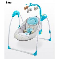 Электронные качели CARETERO LOOP BLUE (голубой)
