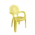 DUNYA Детский стульчик Желтый