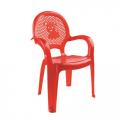 DUNYA Детский стульчик Красный