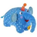 Игрушка мягкая Деревяшки Слон Ду-Ду, 15 см, муз. чип, в пак. Мульти-пульти в кор.24шт