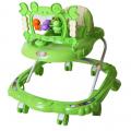 BAMBOLA Ходунки КРАБ (8 колес,игрушки,муз) 6 шт в кор.(64*58*64) GREEN зеленый