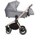 Детская коляска 3 в 1 CARRELLO  Epica CRL-8511/1 Silver Grey