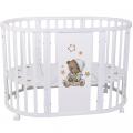Кровать детская 125*