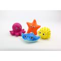 Набор игрушек из ПВХ для купания