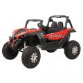 RXL Багги 603 12V/7Ah*2;45W*4(муз,свет,надувные колеса,MicroSD) Красный Red