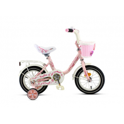 12-2 Велосипед SOFIA-M (светло-розовый)