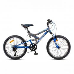2012-5 Велосипед SENSOR 20 Y (серо-голубой)