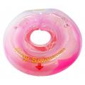 Круг BS12А-B (полуцвет+погремушка) Розовый 6-36 кг. уп. кор.