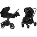 Детская коляска 2 в 1 CARRELLO  Epica CRL-8510/1  Space Black
