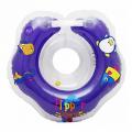 FLIPPER Круг на шею для купания малышей музыкальный Фиолетовый