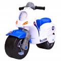 ОР502 Каталка-мотоцикл беговел СКУТЕР Полиция